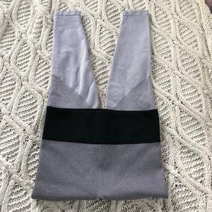 aerie colourblock seamless legging